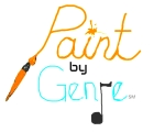 Paint by Genre logo1