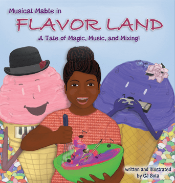 flavor land website cover